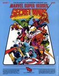 Marvel Super Heroes RPG: Secret Wars (1984 TSR) Special Campaign Adventure #6860