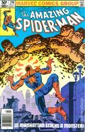 Amazing Spider-Man (1963 1st Series) Mark Jewelers 218MJ