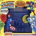 Marvel Super Heroes Secret Wars Action Savings Bank (1984) ITEM2037