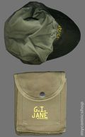 GI Jane Promotional Cap and Ammo Pack (1997) ITEM-01