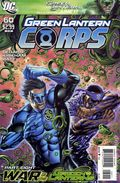 Green Lantern Corps (2006) 60A