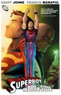Superboy The Boy of Steel TPB (2011 DC) 1-1ST