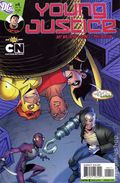 Young Justice (2011 DC 2nd Series) 4
