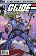 GI Joe Real American Hero (2010 IDW) 166A