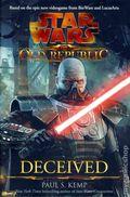 Star Wars The Old Republic Deceived HC (2011 Del Rey Novel) 1-1ST