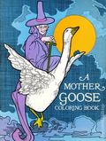 Mother Goose Coloring Book SC (1972) 1-1ST