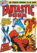 Fantastic Four (1982-1983 Marvel UK) 1