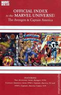 Official Index Marvel Universe Avengers Thor Capt. America 13