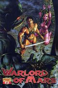 Warlord of Mars (2010 Dynamite) 8A