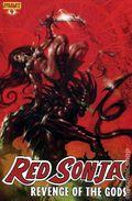 Red Sonja Revenge of the Gods (2011 Dynamite) 4A