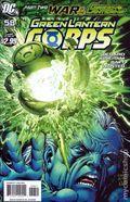 Green Lantern Corps (2006) 58B