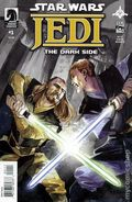 Star Wars Jedi Dark Side (2011 Dark Horse) 1A