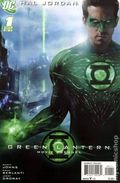 Green Lantern Movie Prequel Hal Jordan (2011 DC) 1