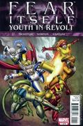 Fear Itself Youth In Revolt (2011 Marvel) 1