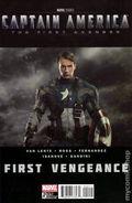 Captain America First Vengeance (2011 Marvel) 2