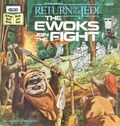 Star Wars The Ewoks Join the Fight Book and Tape (1983) 160DCN