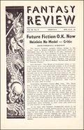Fantasy Review (1947) UK fanzine 8