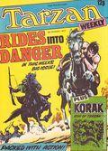 Tarzan Weekly (1977 Byblos) UK Magazine 19770806