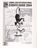 Comic-Con International San Diego Events Guide 2004