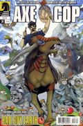 Axe Cop Bad Guy Earth (2011 Dark Horse) 3