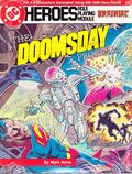 DC Heroes RPG Module Brainiac The Doomsday Program 210