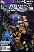 Justice League of America (2006 2nd Series) 57A