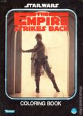 Star Wars Empire Strikes Back Coloring Book SC (1982) 1D-1ST