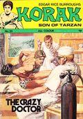 Korak Son of Tarzan (1971-1976) UK 20