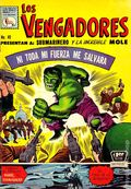 Los Vengadores (Mexican Series 1965-1968 La Prensa) Avengers 49