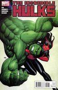 Incredible Hulks (2010 Marvel) 629
