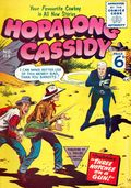 Hopalong Cassidy (1950-1958 L. Miller) UK 119