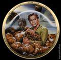 Star Trek Commemorative Plate Series (1983 Ernst Entersprises) PLATE#1