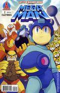 Mega Man (2011 Archie) 2A