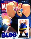 Classic Marvel Figurine Collection (2007-2013 Eaglemoss) Magazine and Figure SP-022