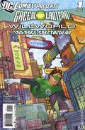 DC Comics Presents Green Lantern Willworld (2011) 1