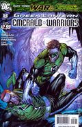 Green Lantern Emerald Warriors (2010) 8B