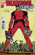 Deadpool Team-Up (2009 2nd Series) 883B