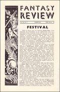 Fantasy Review (1947) UK fanzine 7