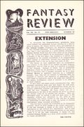 Fantasy Review (1947) UK fanzine 15