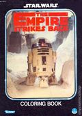 Star Wars Empire Strikes Back Coloring Book SC (1982) 1C-1ST