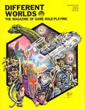 Different Worlds (1979-1987 Different Worlds Publications) 4