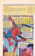 Amazing Spider-Man Secrets (Des Moines Sun Regis) 1984