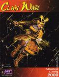 Clan War Miniatures Catalog 2000