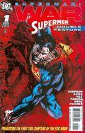 Superman War of the Supermen Double Feature (2010 DC) 1
