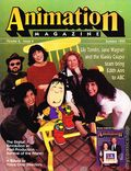 Animation Magazine (1985) Vol. 6 #4