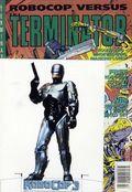 RoboCop vs. Terminator TPB (1992 UK Magazine Edition) 2A-1ST