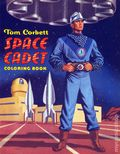 Tom Corbett Space Cadet Coloring Book (1952) 1952