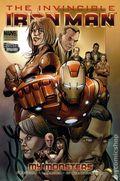 Invincible Iron Man HC (2008-2012 Marvel) By Matt Fraction 7-1ST