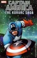 Captain America The Korvac Saga TPB (2011 Marvel) 1-1ST