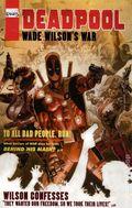 Deadpool Wade Wilson's War TPB (2011 Marvel Knights) 1-1ST